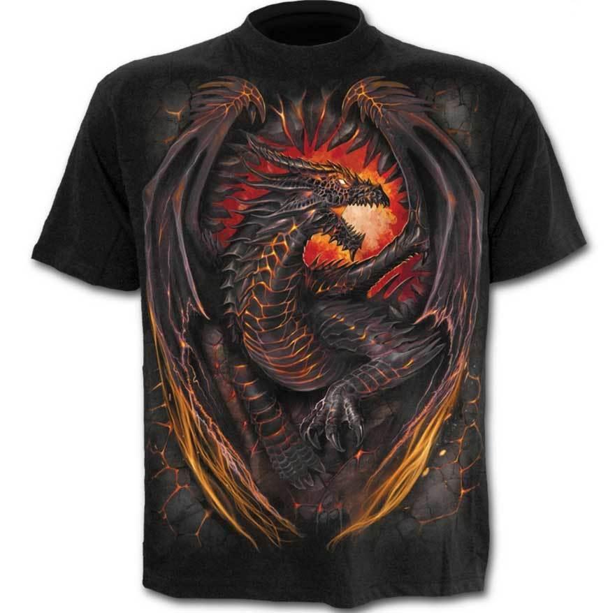 Dragon Furnace - T-Shirt