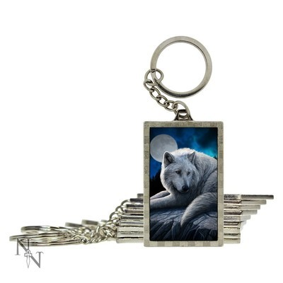 Guardian of the North 3D Keyring