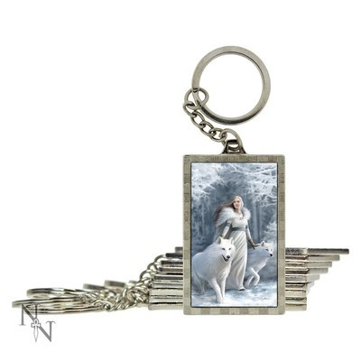 Winter Guardians 3D Keyring