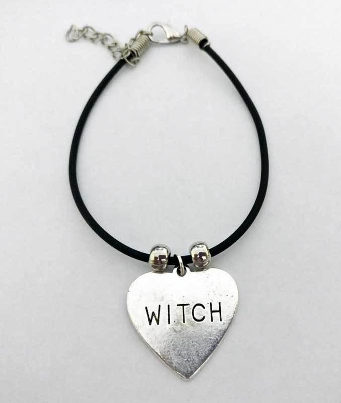 Witch Charm Bracelet
