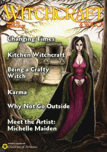 Witchcraft&Wicca Magazine Issue 24