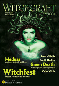 Witchcraft & Wicca Magazine Issue 14