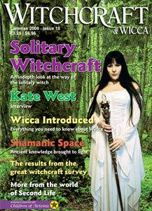 Witchcraft & Wicca Magazine Issue 18