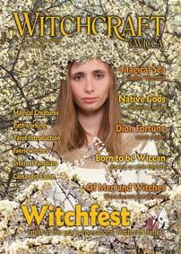 Witchcraft & Wicca Magazine Issue 13