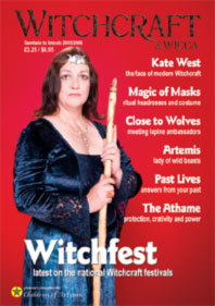 Witchcraft & Wicca Magazine Issue 12
