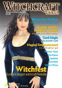 Witchcraft & Wicca Magazine Issue 8