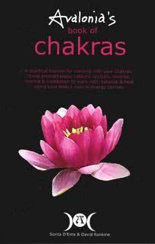 Avalonia's book of chakras by Sorita D'Este & David Rankine