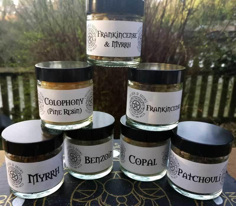 Set of 4 Simple Ingredients