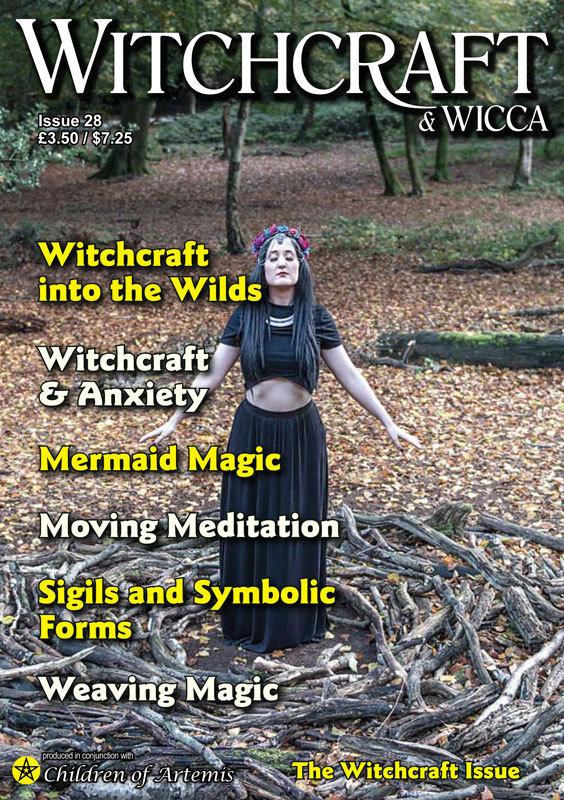 Witchcraft&Wicca Magazine Issue 28