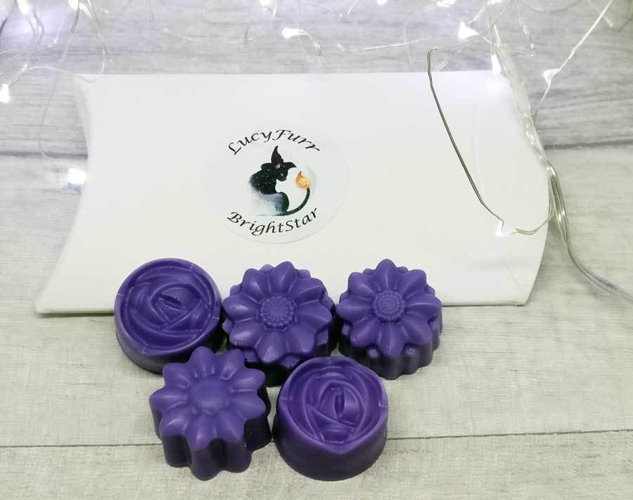 Fresh Lavender Soy Candle Melts