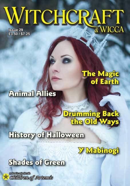 Witchcraft&Wicca Magazine Issue 29