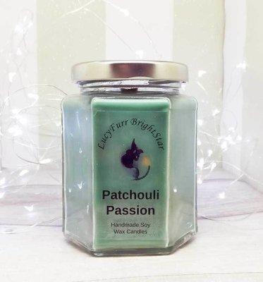 Patchouli Passion Jar Candle