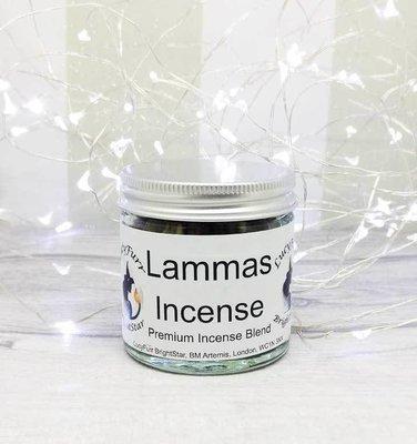 Lammas Incense - 60ml Jar
