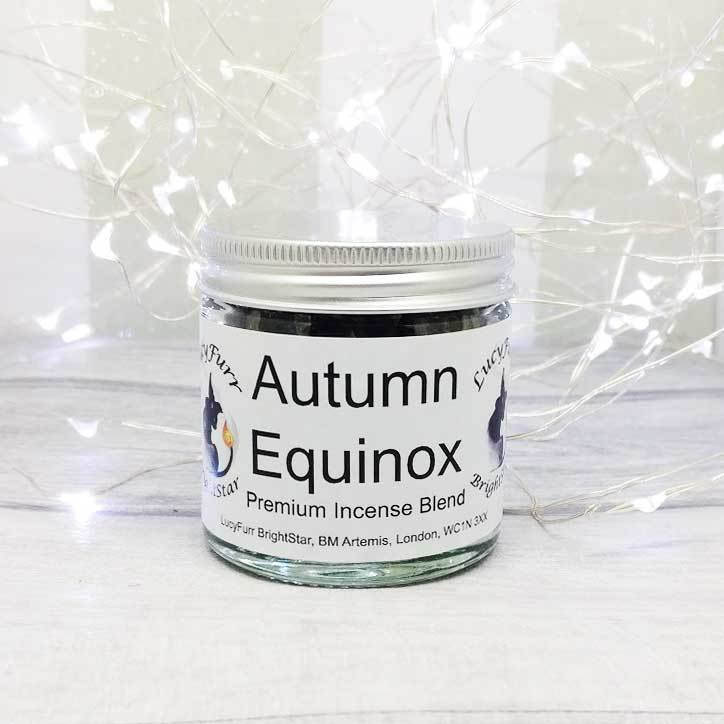 Autumn Equinox Incense - 60ml Jar