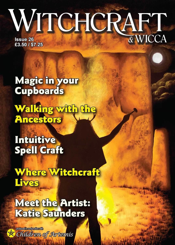 Witchcraft&Wicca Magazine Issue 26