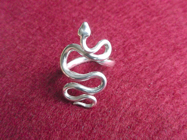 Guardian Serpent Ring & Insignia Serpent Ring