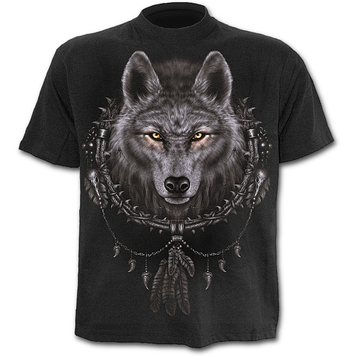 Wolf Dreams - T-Shirt