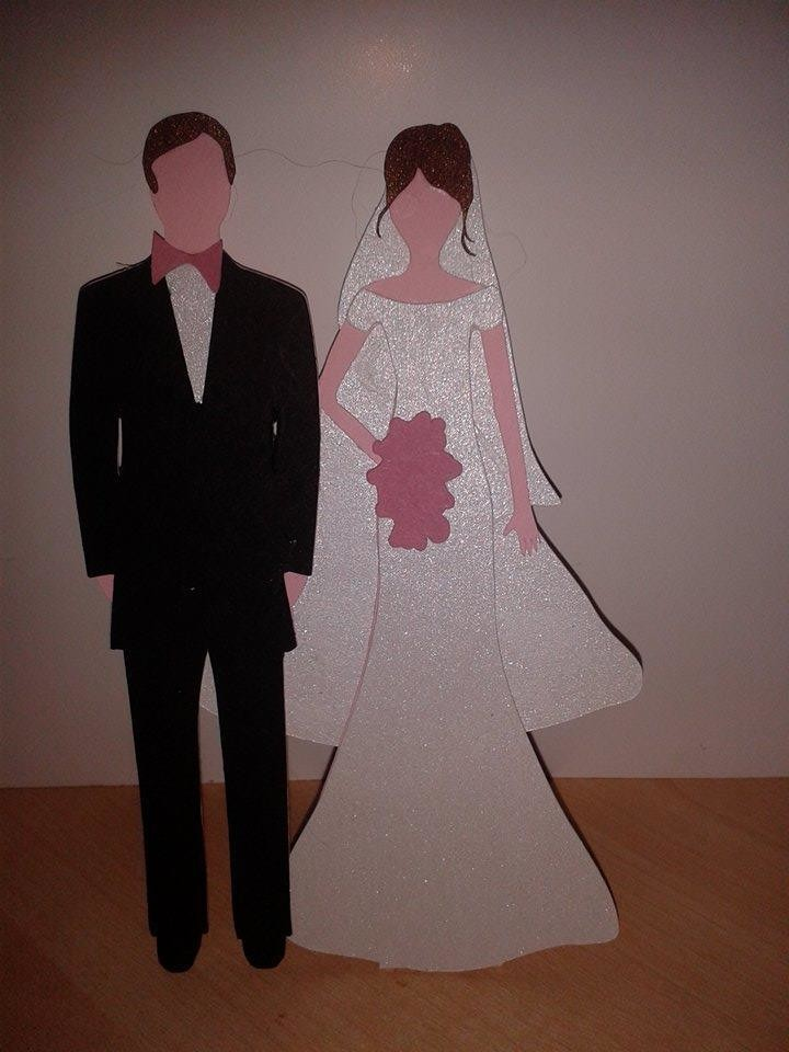 Mix N Match Bride and Groom,