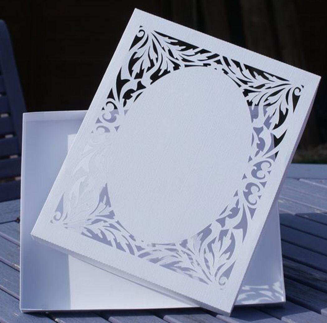 Filigree Card Box 1