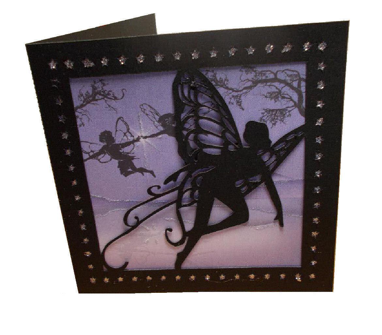 Fairy Card Template