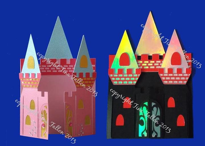 Princess Castle Gatefold Style