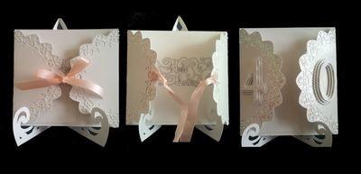 ALLURE Centre Fold Card No 1
