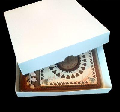 Box approx  7 x 6 x 1 inches (170x150x24mm)
