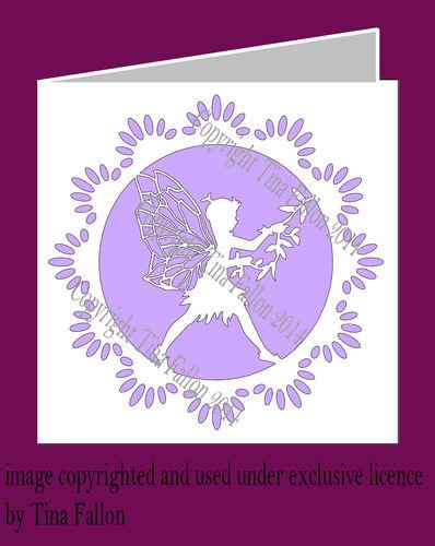Fairy Card No 3