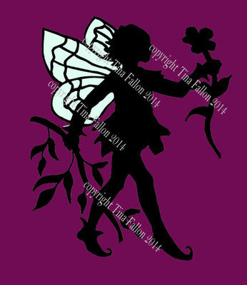 Fairy Time No 17 SVG FORMAT