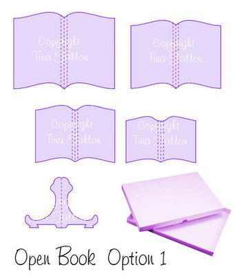 Open Book Set Option 1