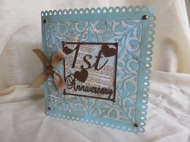 1st First Wedding CARD