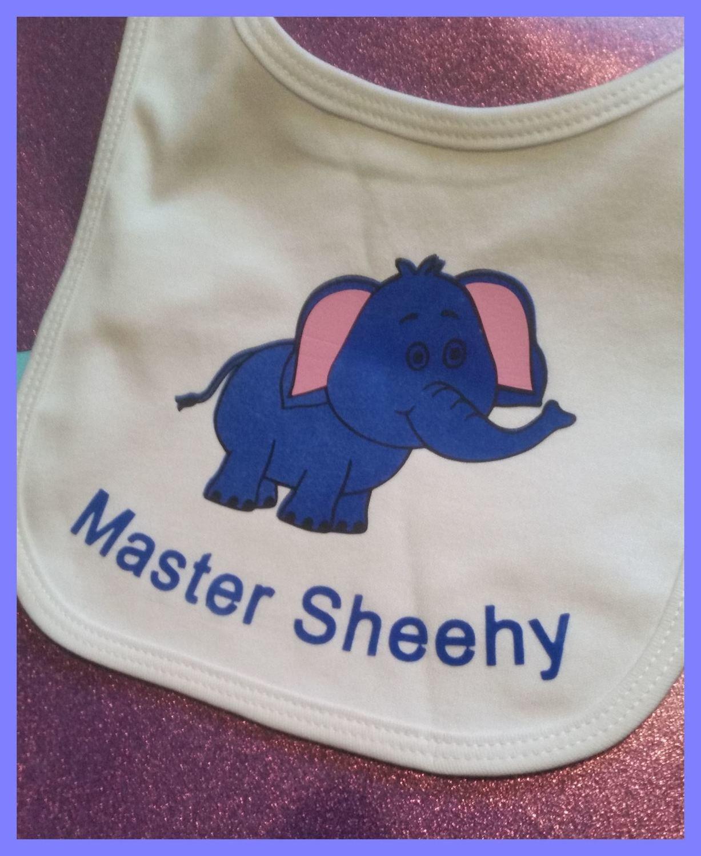 Cute Elephant for HTV Vinyl - studio format
