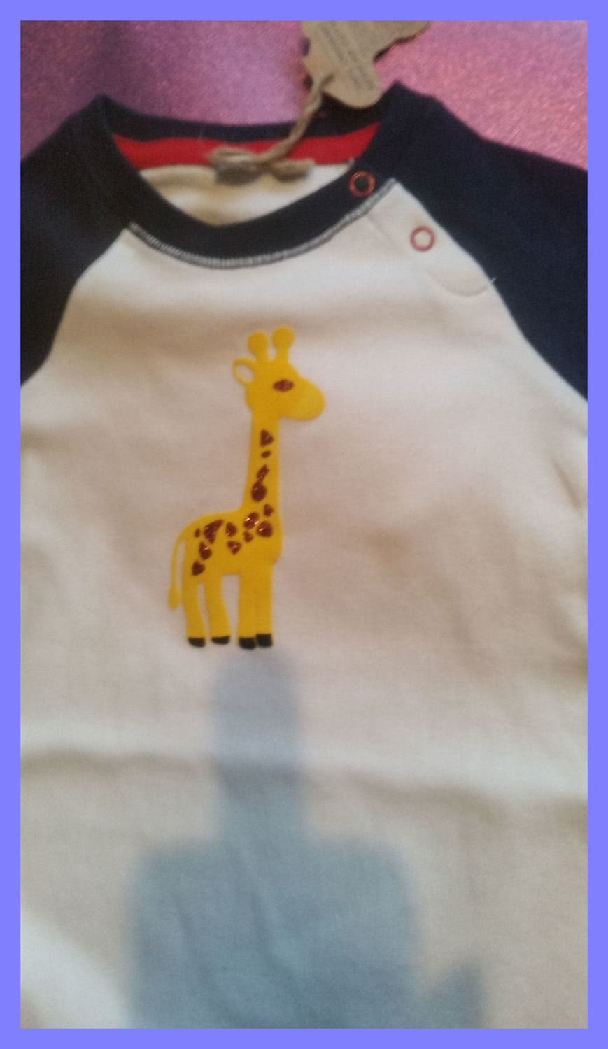 Cute Giraffe for HTV Vinyl - studio format