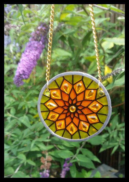 Suncatcher for Stained Glass vinyl