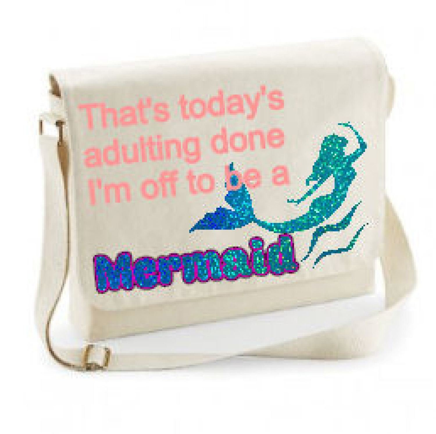 Mermaid quote   - for HTV vinyl