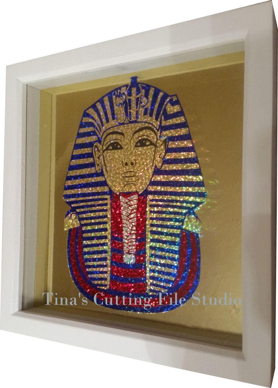 King Tut Tutankhamun  Egyptian pharaoh