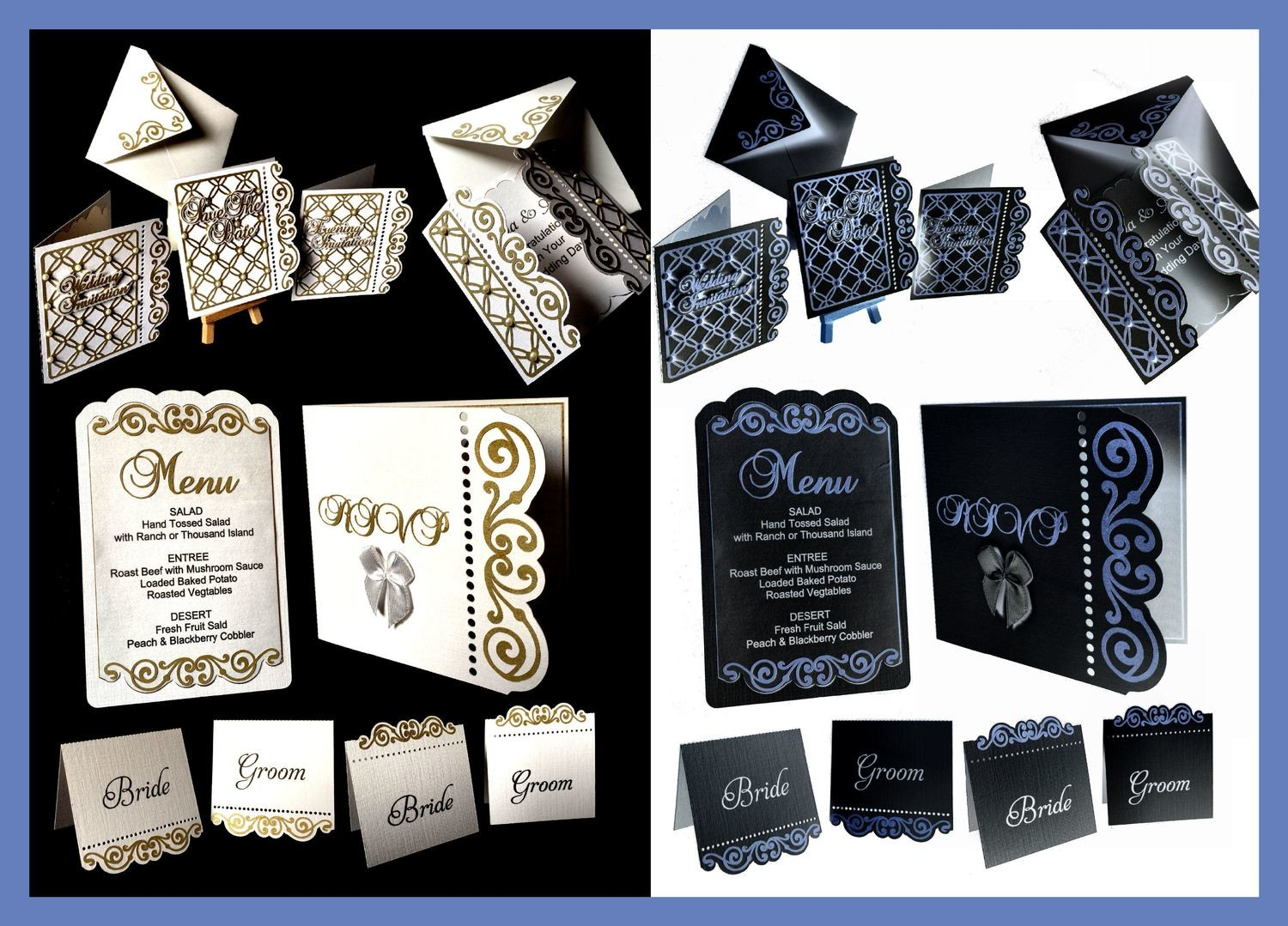 The Bridal Collection -   Complete set  Money saving offer