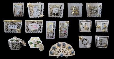 Filigree Full Set of 16 files  saving 50%