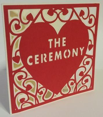 Heart Swirls The Ceremony