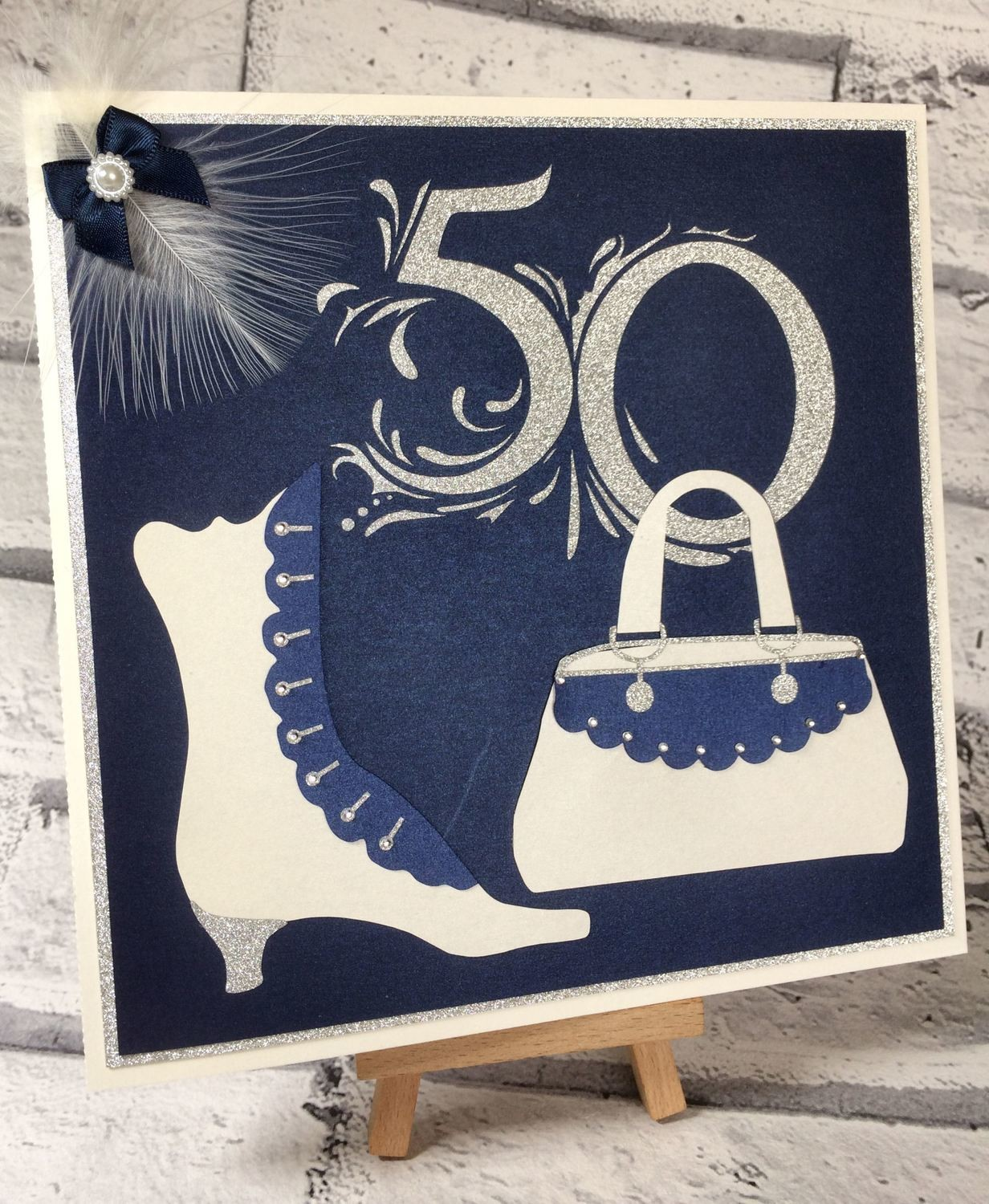 30th / 40th / 50th Ladies Boot and Shoe Special birthday