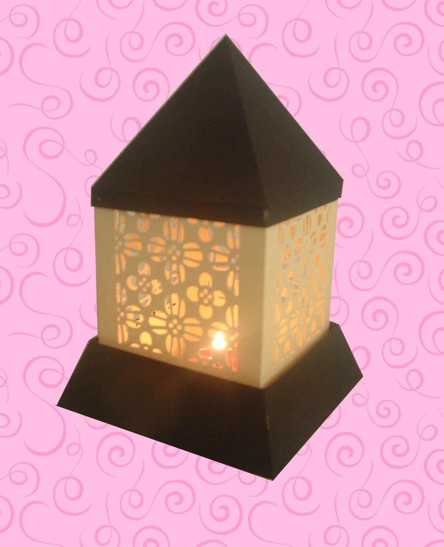 3d MINI  Luminaire - Lantern - Lamp - Floral Design