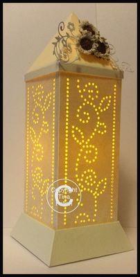 3d Lantern - Lamp - Flourishes