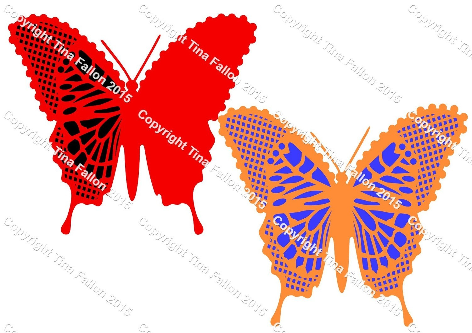 Butterfly / Butterflies Selection 2