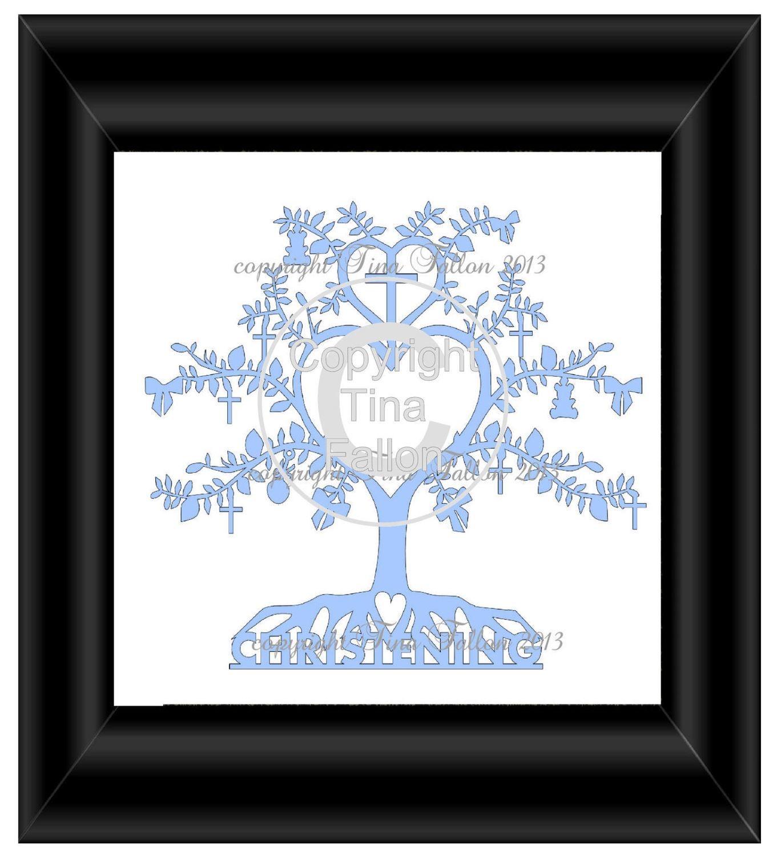 Christening Trees