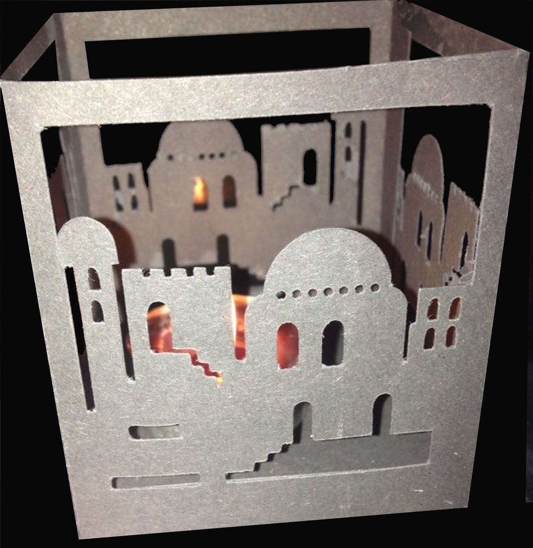 Bethlehem Luminaire or gift box