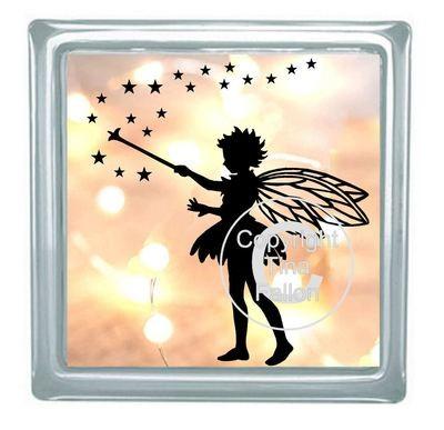 Fairy Stars No 1 for vinyl, cards,glass blocks