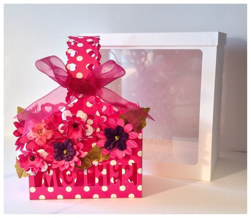 MOTHER  Basket - includes a gift box