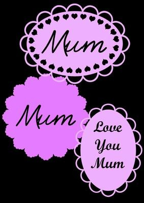 Mum toppers
