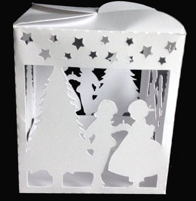 Christmas Eve Luminaire or gift box
