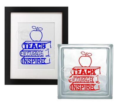 TEACHER - Teach Encourage Inspire